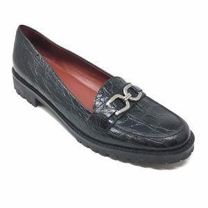 Women's Talbots Horsebit Loafers Shoes Size 9.5B